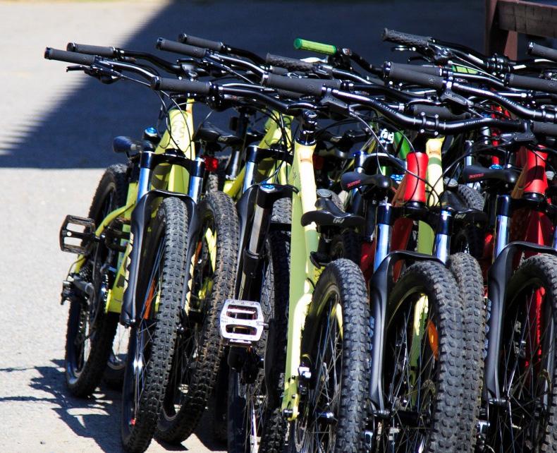 自転車レンタルリンク