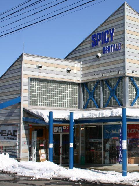 スパイシー店舗